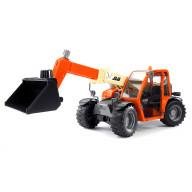 Погрузчик колёсный Bruder JLG 2505 Telehandler с телескопическим ковшом