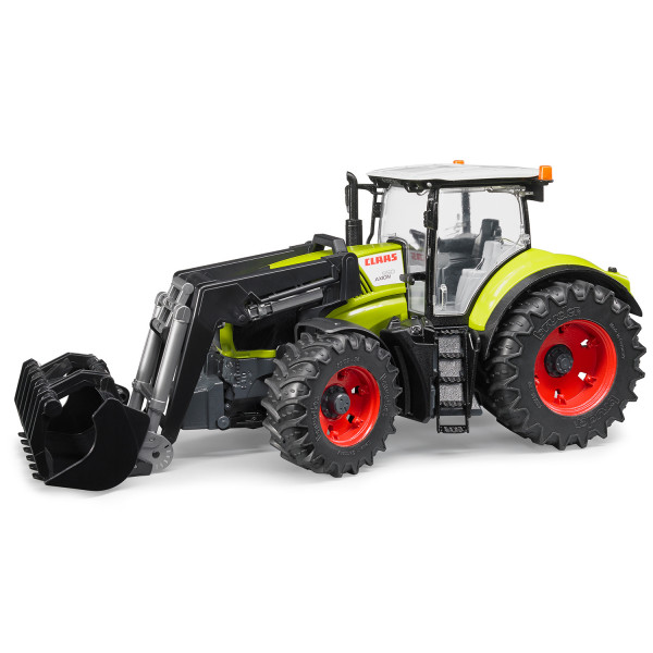 Трактор Bruder Claas Axion 950 c погрузчиком