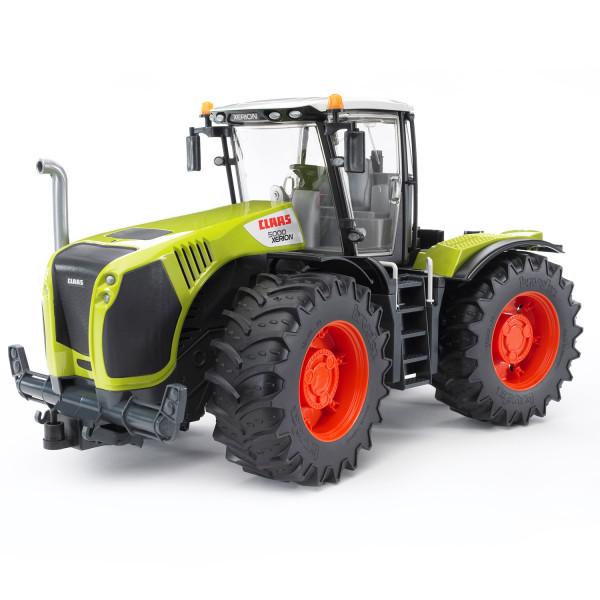 Трактор Bruder Claas Xerion 5000 с поворачивающейся кабиной