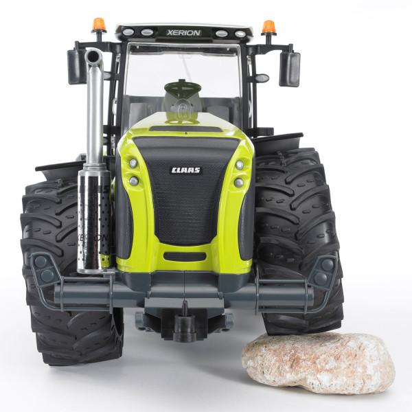 Трактор Claas Xerion 5000 с поворачивающейся кабиной ...