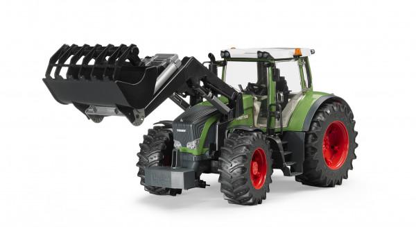 Bruder Трактор с погрузчиком Fendt 936 Vario