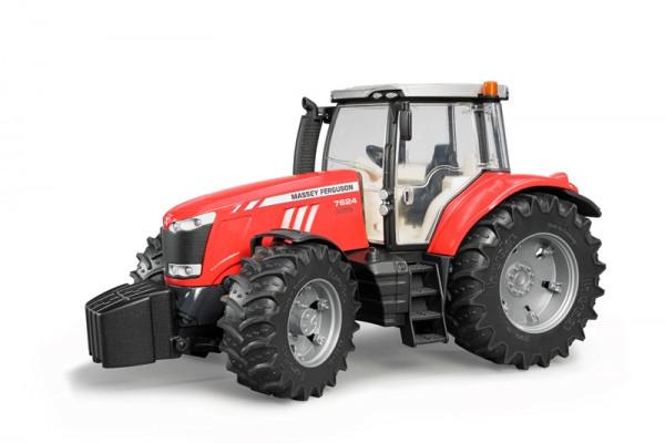 Трактор Bruder Massey Ferguson 7600