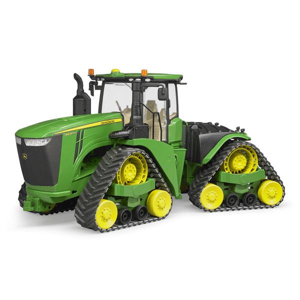 Трактор Bruder John Deere 9620RX гусеничный