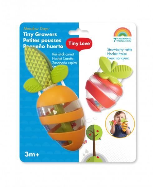 """Развивающая игрушка Tiny Love """"Морковка и Клубничка"""""""