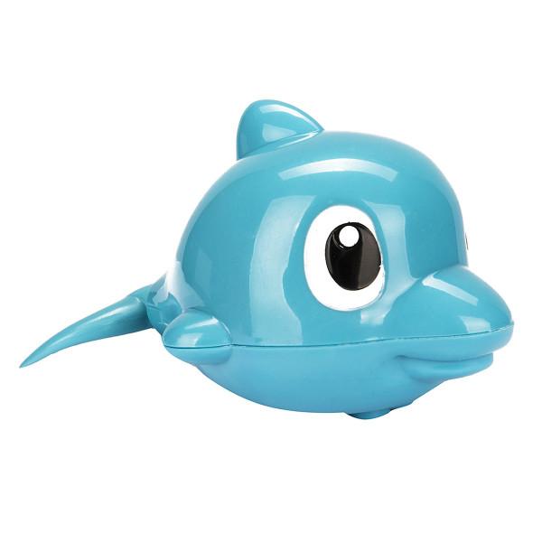 Заводная игрушка для ванны Keenway, дельфин