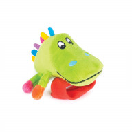 "Игрушка-погремушка на ручку ""Крокодил Кроко"""