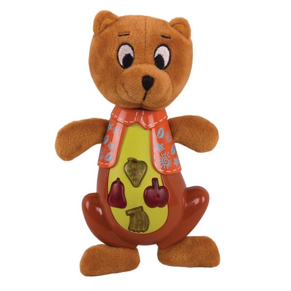 """Музыкальная игрушка медвежонок""""Берни"""""""