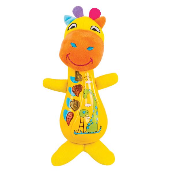 """Музыкальная игрушка жираф """"Спот"""""""