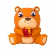 Игрушка для ванной Медвежонок Берни