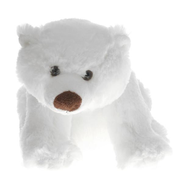 """Мягкая игрушка Gulliver Белый мишка """"Умка"""", 40 см"""