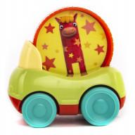 """Машинка """"Лошадка Иго-Го"""" с кругом"""