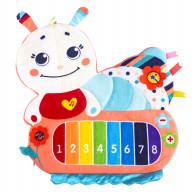 Музыкальная игрушка Улитка Рика
