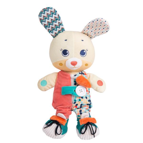 Развивающая игрушка Помощник Зайка