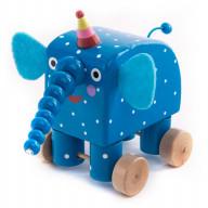 Фигурка деревянная Слон Ду-Ду