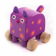 Фигурка деревянная Кошечка Мяу