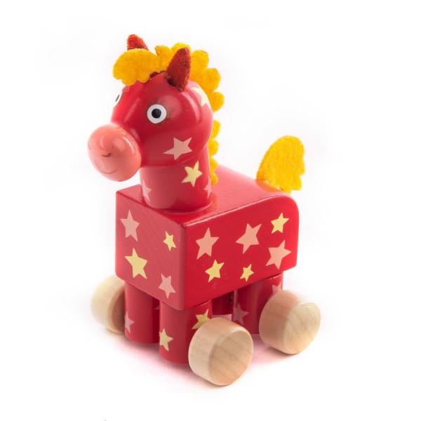 Фигурка деревянная Лошадка Иго-Го