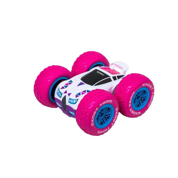 Машина 360 кросс для девочек на радиоуправлении 1:18