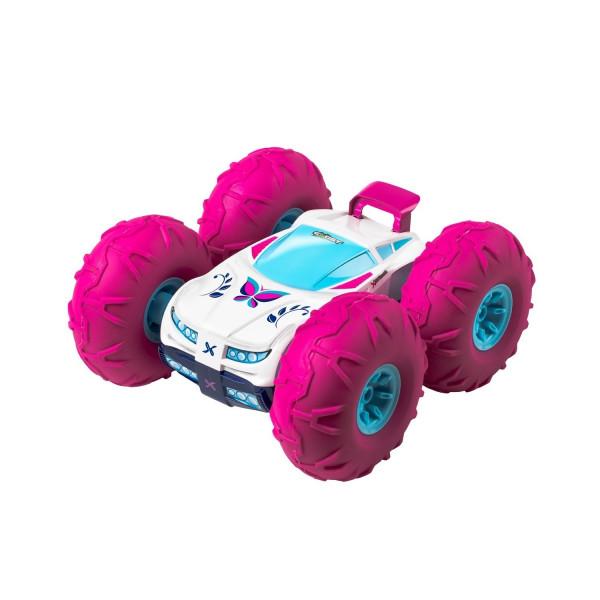 Машина 360 Торнадо для девочек на радиоуправлении 1:10
