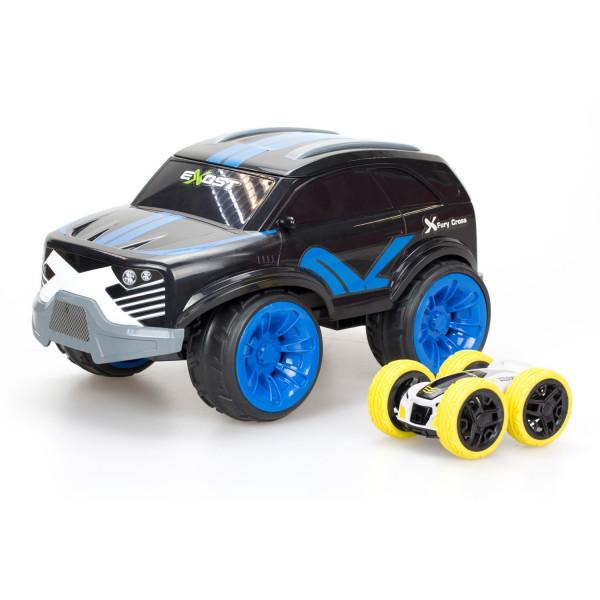 Машина 2 в 1 Фьюри Кросс на радиоуправлении 1:12