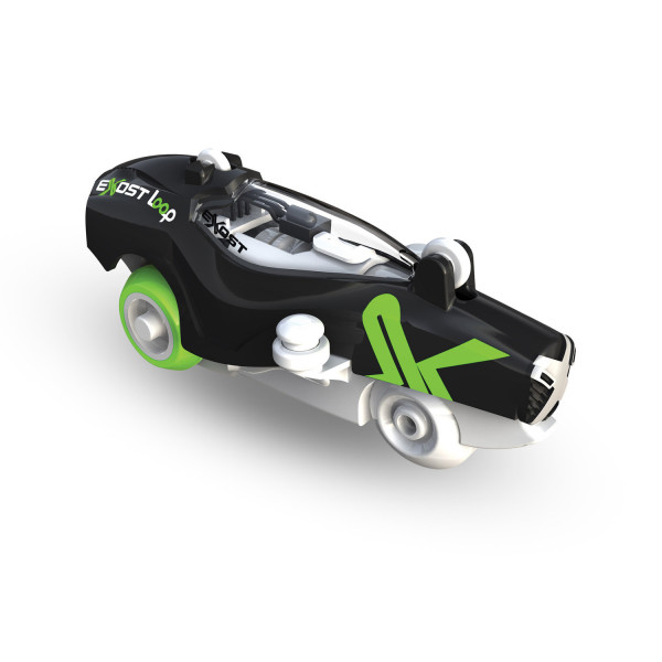 Супер скоростная машина зеленая (1 машина + 1 пульт, ИК)