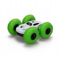 Машина 360 Стант на р/у 1:18 зеленая