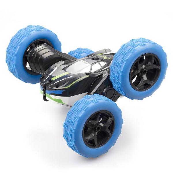 Машина Шторм на р/у 1:18 синяя