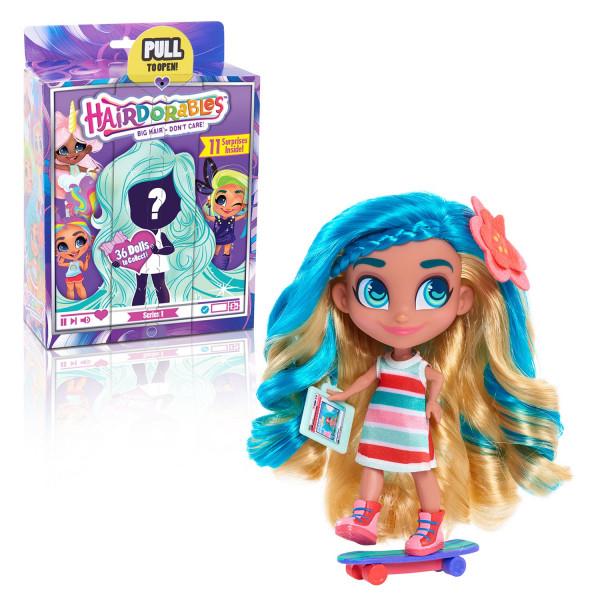 """Hairdorables. Кукла-загадка """"Cтильные подружки"""""""