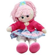 Кукла мягкая Gulliver Земляничка, 30 см