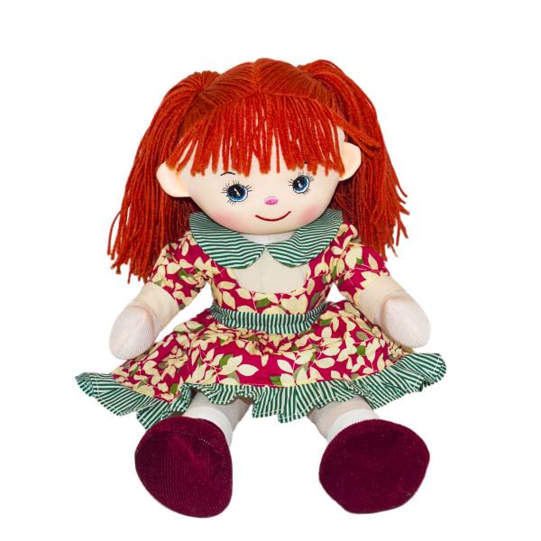 Мягкая игрушка Gulliver Мягкая кукла Рябинка, 30 см