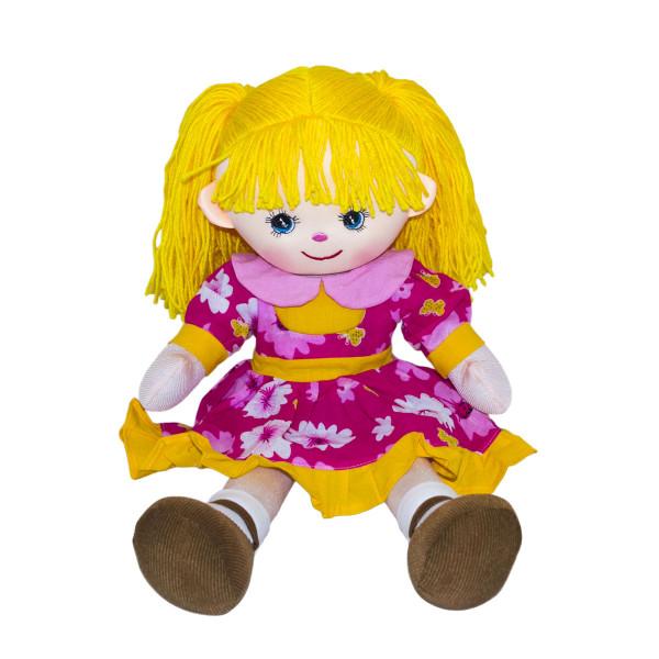 Мягкая кукла Gulliver Дынька, 30 см