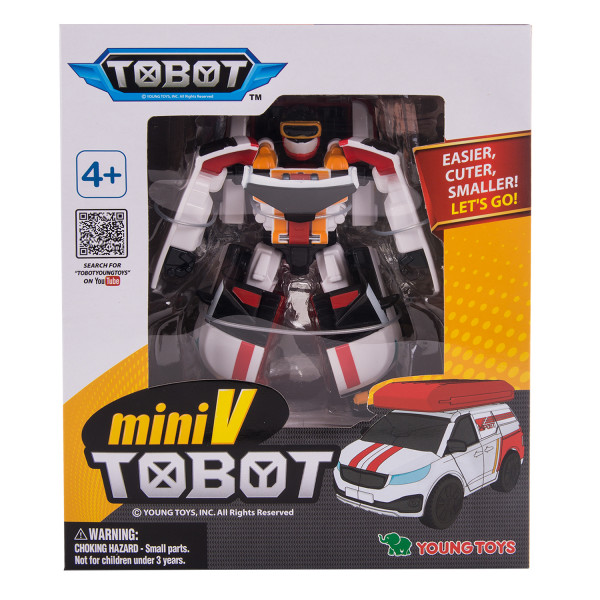 Тобот мини V - купить TOBOT трансформер в Москве