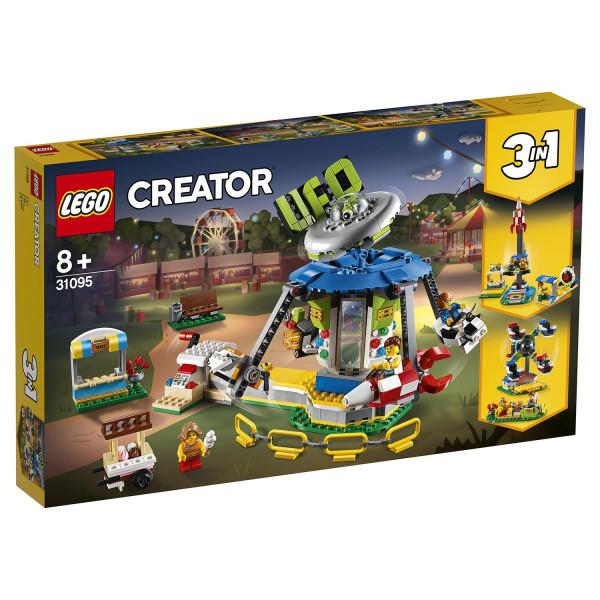 Конструктор LEGO Creator Ярмарочная карусель