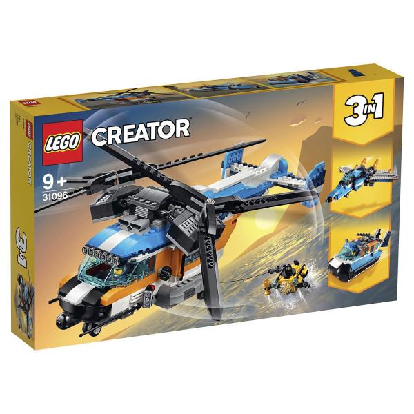 Конструктор LEGO Creator Двухроторный вертолёт