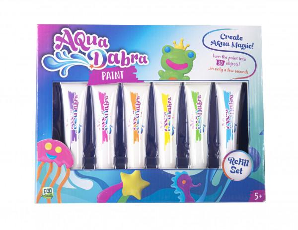 """Aqua Dabra набор """"Волшебные краски"""" 6 шт."""
