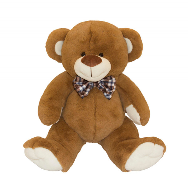 """Мягкая игрушка """"Button Blue"""", Мишка Марвин коричневый, 29 см"""
