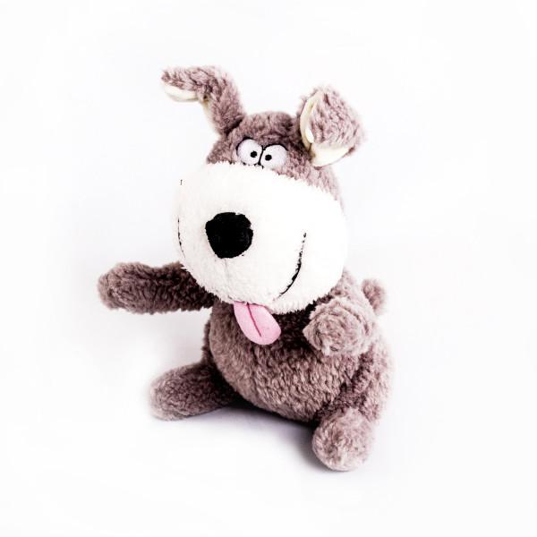 """Мягкая игрушка """"Button Blue"""", Собака Улыбака, 22 см"""