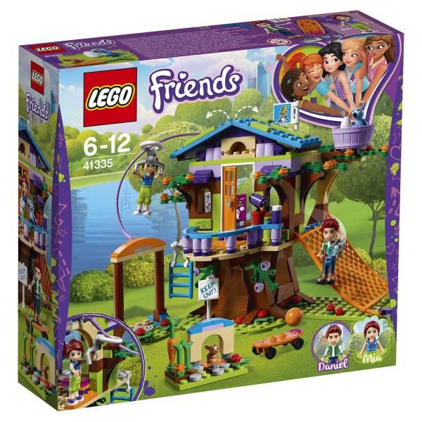 "Конструктор LEGO FRIENDS ""Домик Мии на дереве"""