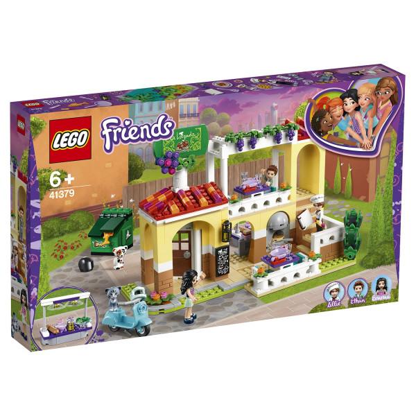 Конструктор LEGO Friends Ресторан Хартлейк Сити