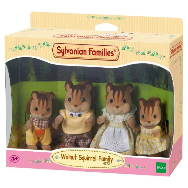 """Sylvanian Families набор """"Семья Белок"""""""
