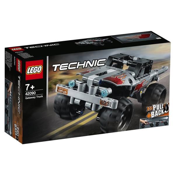Конструктор LEGO Technic Машина для побега
