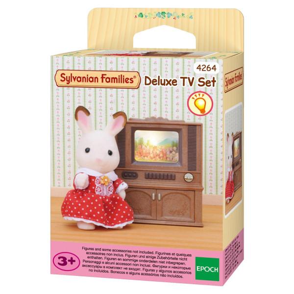 """Sylvanian Families набор """"Цветной телевизор"""""""