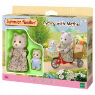 """Sylvanian Families набор """"Велосипедная прогулка"""""""