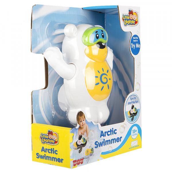 Игрушка для купания Hap-p-Kid Северный медведь