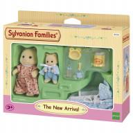 """Sylvanian Families набор """"Мама с малышом и колыбелькой"""""""