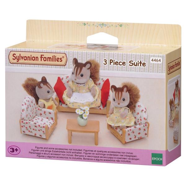 """Sylvanian Families набор """"Мягкая мебель для гостиной"""""""