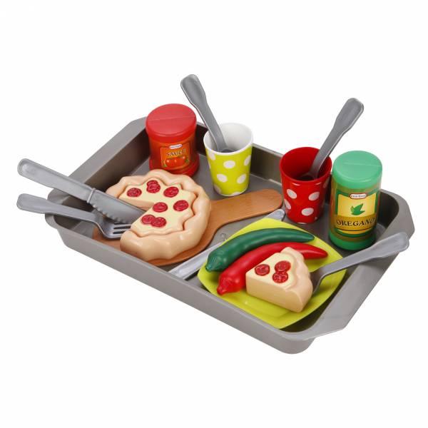 """Набор посуды и продуктов """"Итальянская пиццерия"""" серия Кухни мира."""