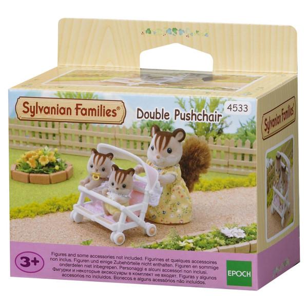 "Sylvanian Families набор ""Коляска для двойни"""