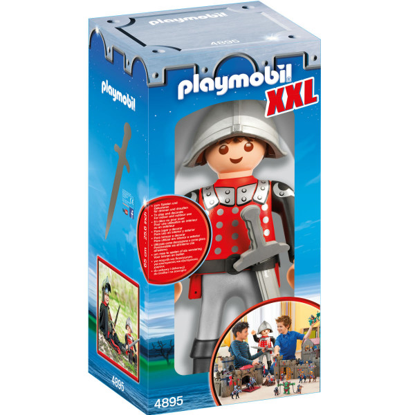 Конструктор Playmobil Суперфигура PLAYMOBIL XXL Рыцарь