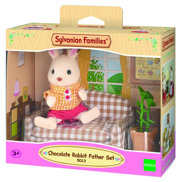 "Sylvanian Families набор ""Папа на диване"""