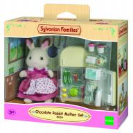 """Sylvanian Families набор """"Мама кролик и холодильник"""""""